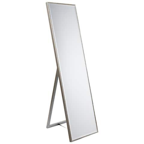 Traverse Modern Cheval Mirror, Floor Mirror,Bathroom Mirror