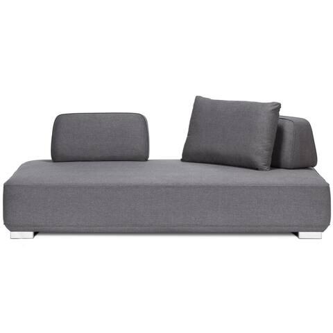 Porch & Den Bruno Grey Sofa
