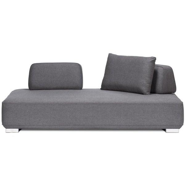 Porch & Den Bruno Grey Sofa. Opens flyout.