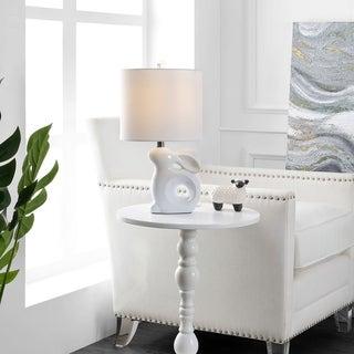 "Link to Safavieh Kids Lighting 19"" Ruby Rabbit Lamp Similar Items in Table Lamps"