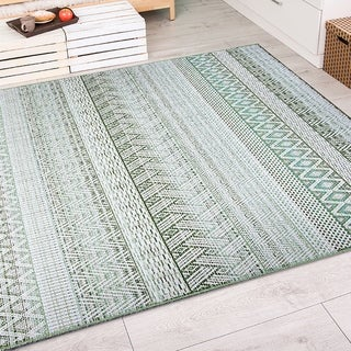 Vector Plait Indoor/Outdoor Area Rug