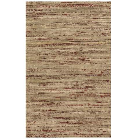 Chenille Flatweave Rug (India) - 1'3 x 2'