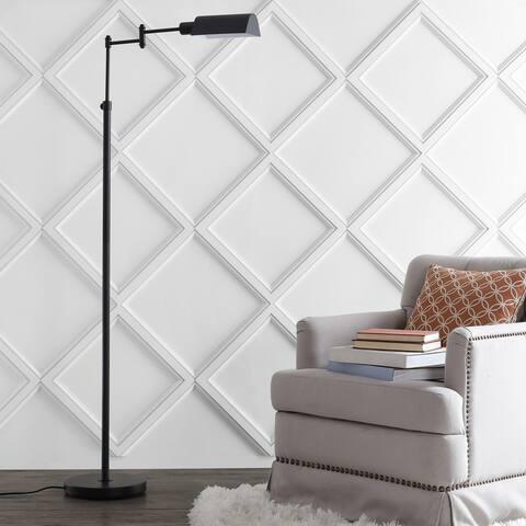 SAFAVIEH Watson Floor Lamp - 27x11x55-65