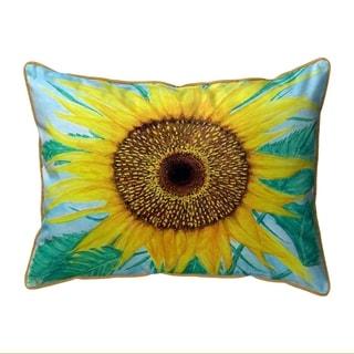 Dick's Sunflower Large Pillow 16x20