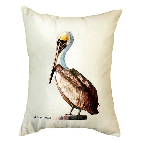 Pelican Small No-Cord Pillow 11x14