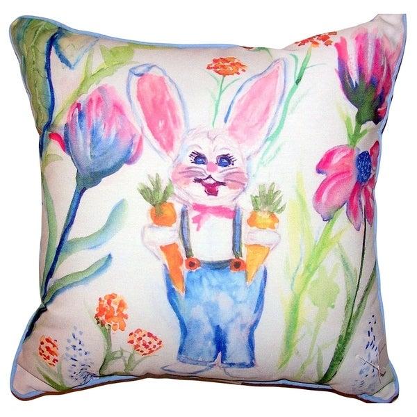 Mr. Farmer Large Pillow 18x18
