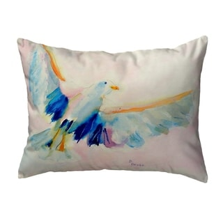 Flying Gull Small No-Cord Pillow 11x14