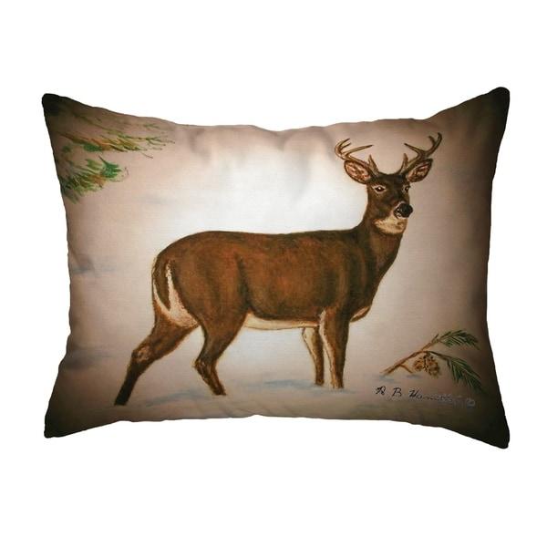 Buck Small No-Cord Pillow 11x14