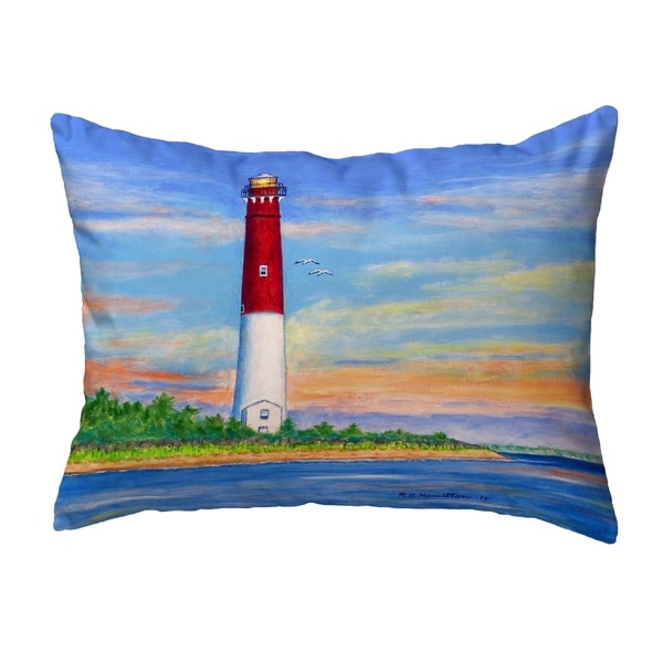 Barnegot Lighthouse Noncorded Pillow 11x14