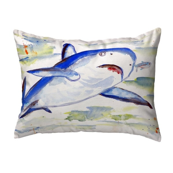 Shark Small No-Cord Pillow 11x14
