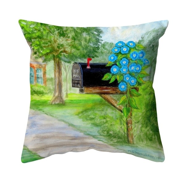 Glorious Morning Noncorded Pillow 18x18