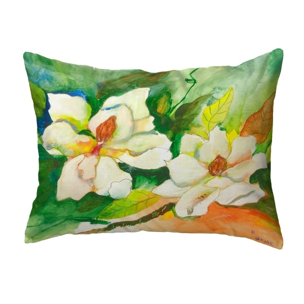 Magnolia Small No-Cord Pillow 11x14