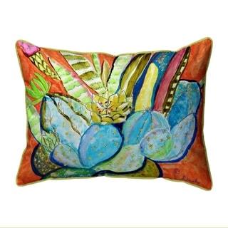Cactus I Small Pillow 11x14