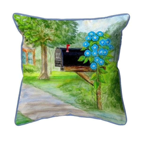 Glorious Morning Small Pillow 12x12