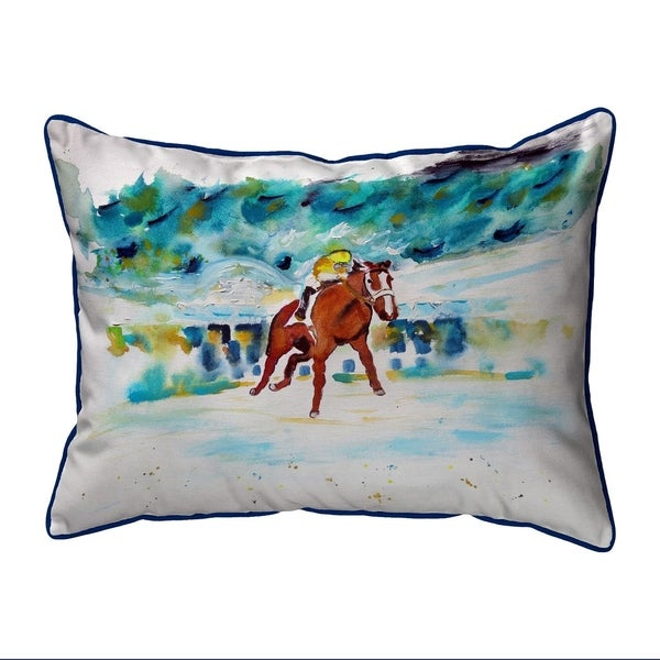 Fast Start Extra Large Zippered Pillow 20x24