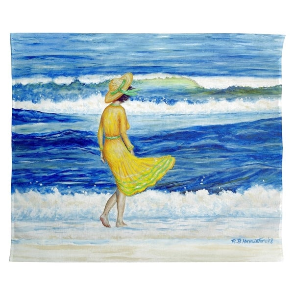 Rough Surf Wall Hanging 24x30