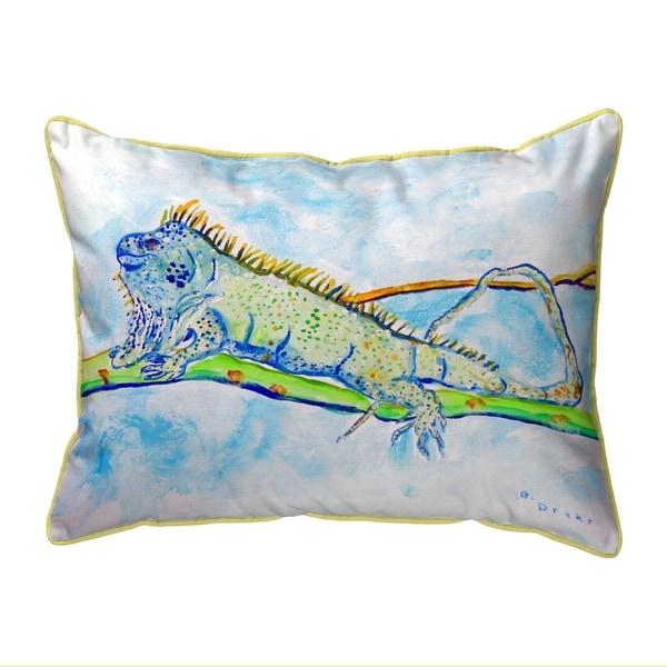 Iguana Extra Large Pillow 20x24
