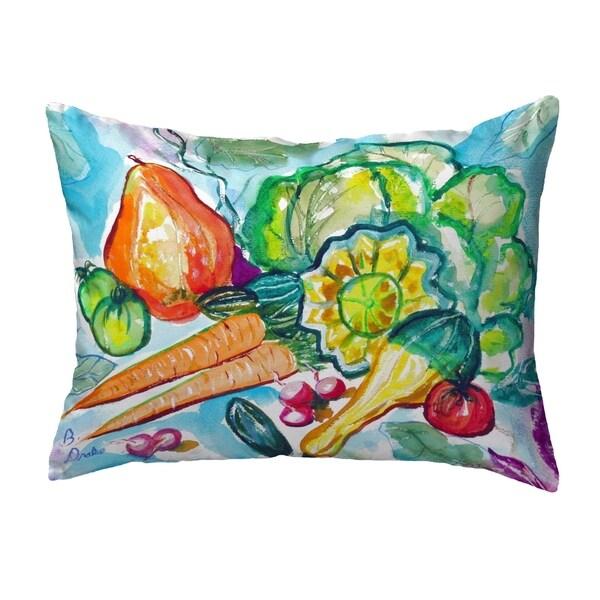 Still Life Small No-Cord Pillow 11x14