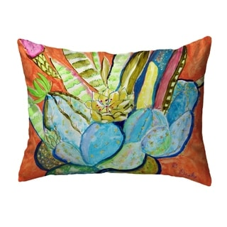 Cactus I Noncorded Pillow 16x20