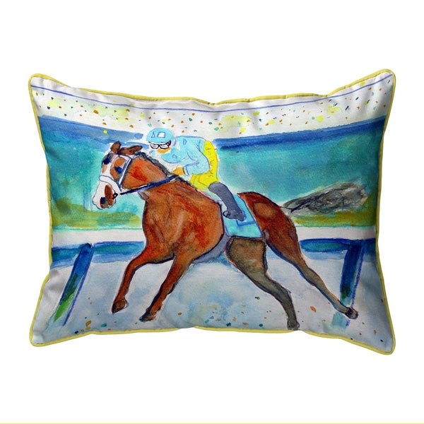 Front Runner Extra Large Zippered Pillow 20x24