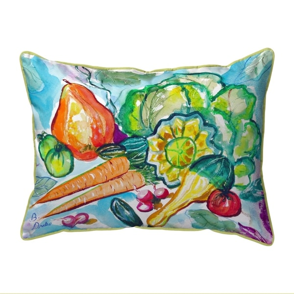Still Life Small Pillow 11x14