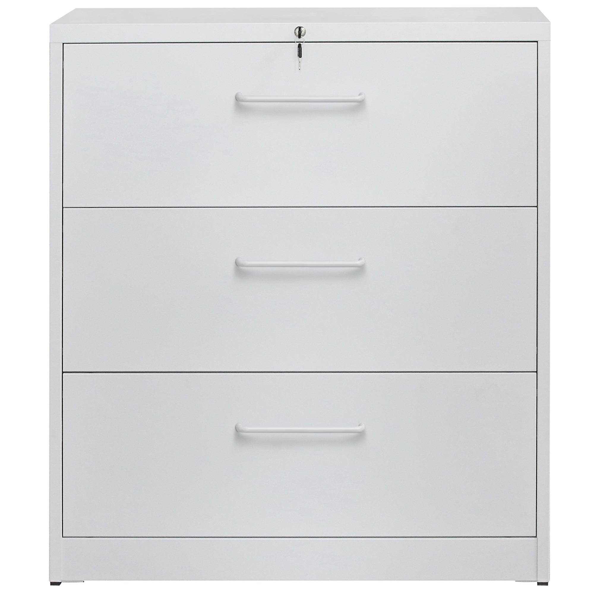 Lateral File Cabinet With Lock Lockable