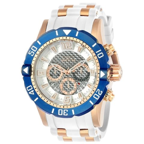 Invicta Men's Pro Diver 23710 Rose Gold Watch