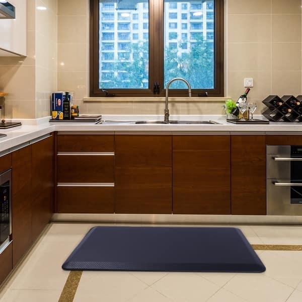 Shop 24 X 70 X 1 2 Anti Fatigue Mats Kitchen Mat Kitchen Rug