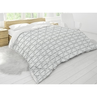 Link to ELLE Decor ISOSCELES BLACK and WHITE Comforter by Kavka Designs Similar Items in Comforters & Duvet Inserts