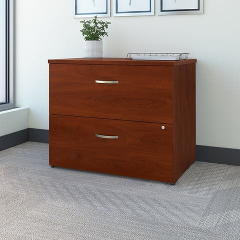 2 Drawer Lateral File Cabinet by Bush Business Furniture