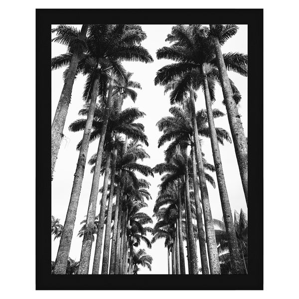 Americanflat 22x28 Black Poster Frame - Shatter-Resistant Plexiglass - Hanging Hardware Included