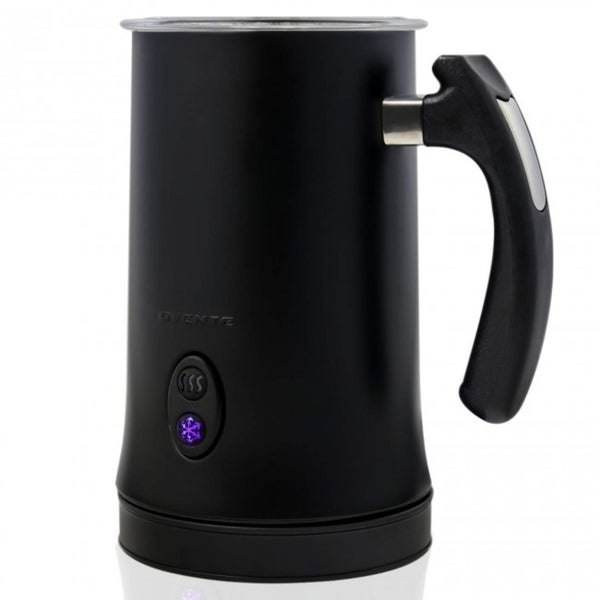 Ovente Electric Frother for Frothing & Heating Whisks with Double Wall Insulated (FR4810 Series)