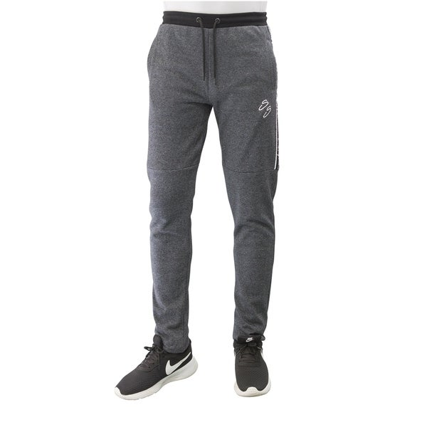 Villians of Virtue Mens Gym Jogger Sweatpants Athletic Running Sports Training Workout Track Pants Large Grey - L