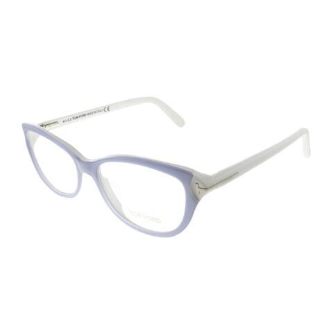 Tom Ford FT 4286 020 54mm Womens Purple Frame Eyeglasses 54mm