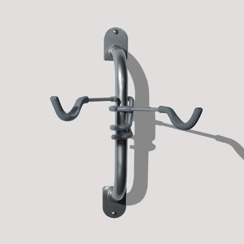 SIngle Bike Wall Mount Pole Rack