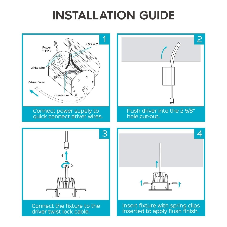 5 Wiring Diagram Recessed Light