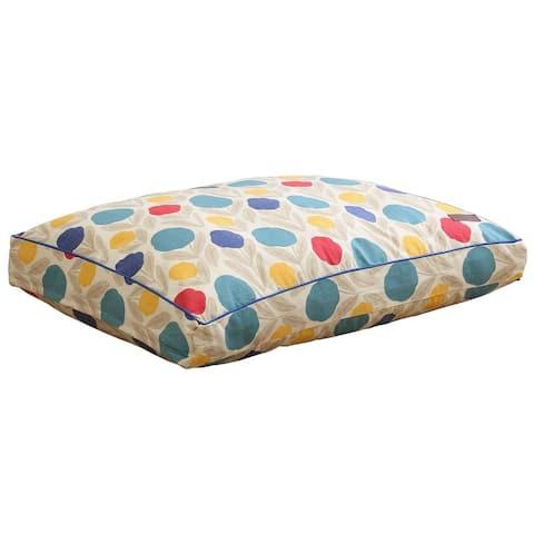 Laura Ashley Serena Cotton/Canvas Pet Pillow