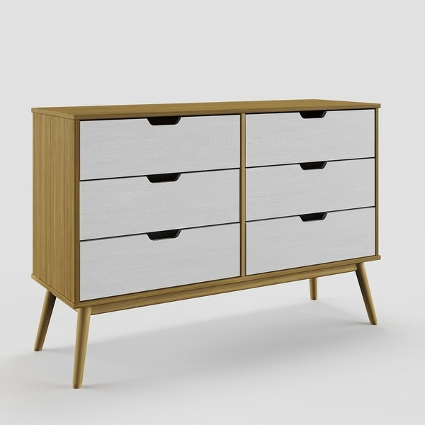 Polifurniture Baku 6-Drawer Dresser