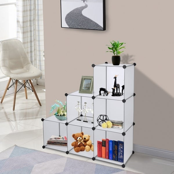 16 Cube Storage Unit for Clothes for Bedroom Living Room