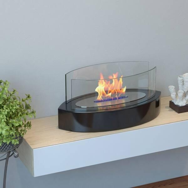 Shop Regal Flame Veranda Ventless Indoor Outdoor Fire Pit Tabletop