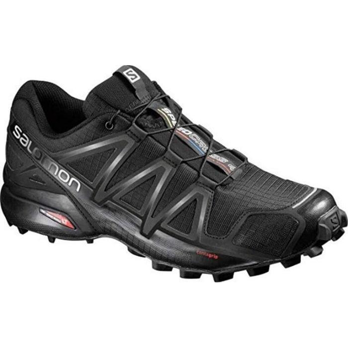 Trail Running Shoe, Black, 10.5 M
