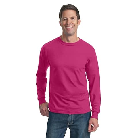 One Country United Men's HD Cotton Long Sleeve Tee