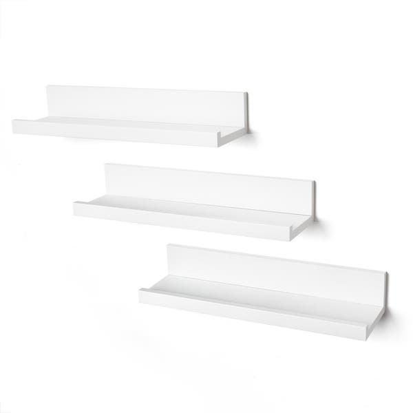 14 Inch Floating Wall Shelves