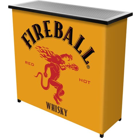 Fireball Collapsible Portable Bar