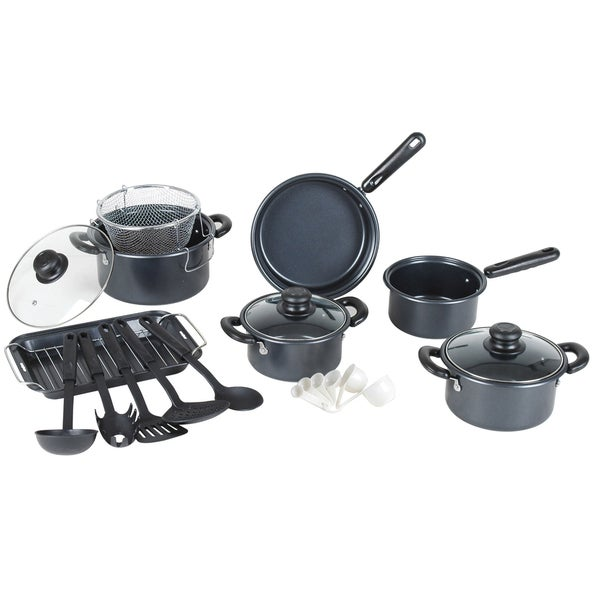 Nonstick 22-piece Cookware and Kitchen Tool Set