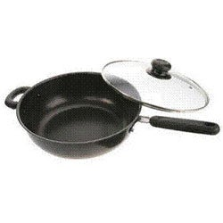 Nonstick 12-inch Covered Chicken Frying Pan - Thumbnail 0