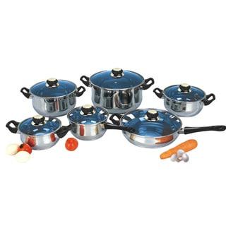 Bluestar 12-piece Stainless Steel Cookware Set