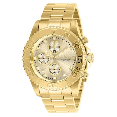 Invicta Men's Invicta Connection 28683 Gold Watch