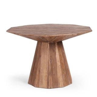 Jubilee Octagon Solid Wood Dining Table