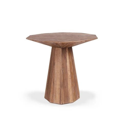 Jubilee Octagon Solid Wood Gathering Table